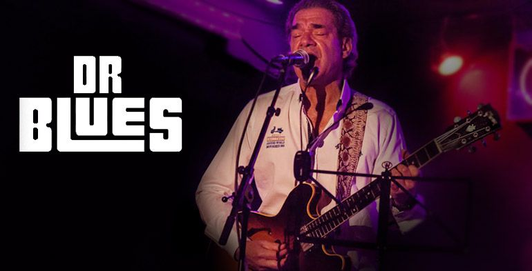Dr Blues en vivo 6